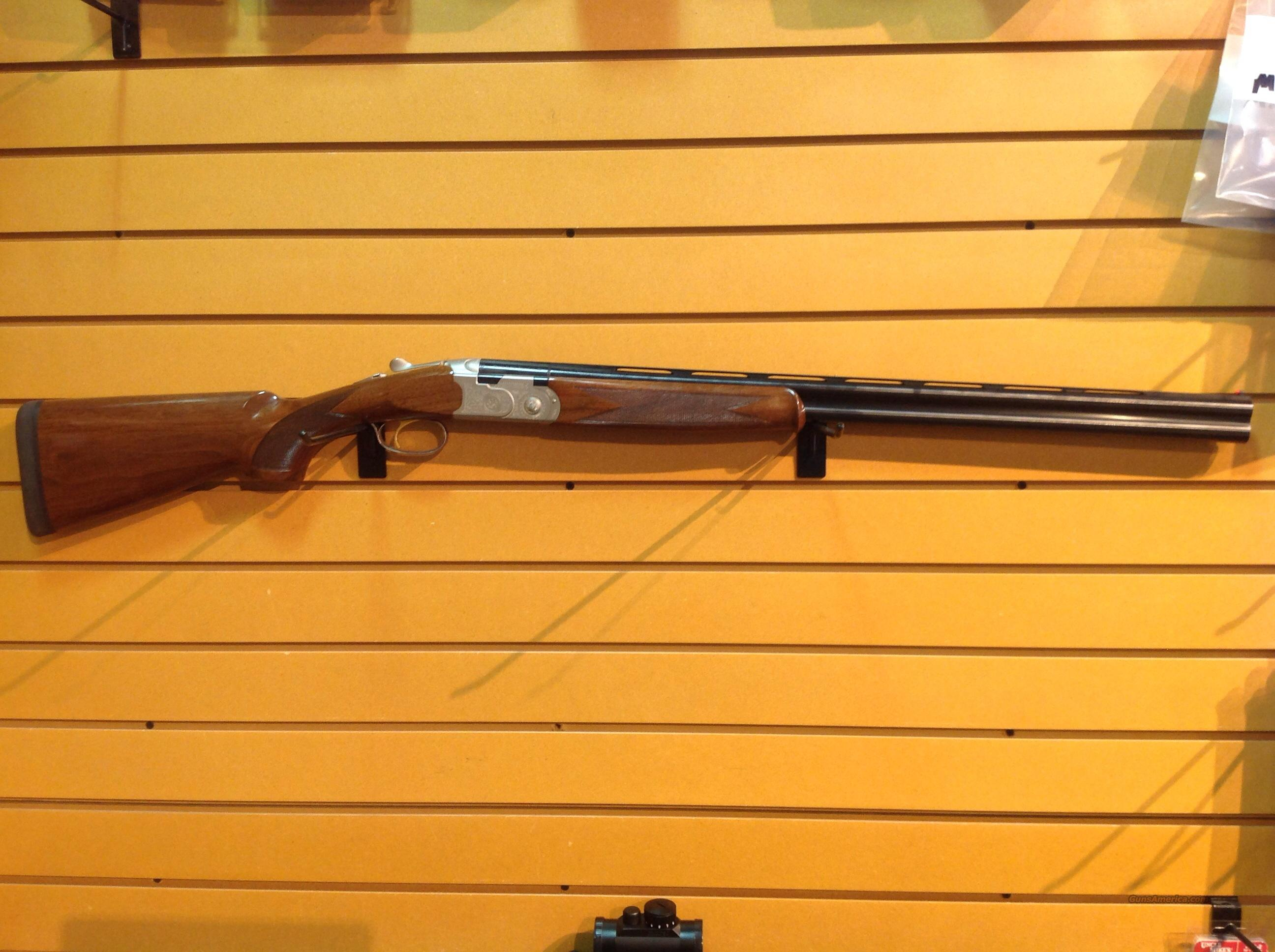 REDUCED Beretta 686 silver pigeon 20 ga.  Guns > Shotguns > Beretta Shotguns > O/U > Hunting