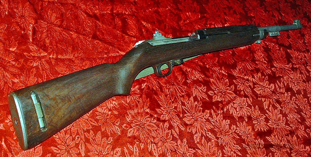 WINCHESTER M1 CARBINE  Guns > Rifles > Winchester Rifles - Modern Bolt/Auto/Single > Autoloaders