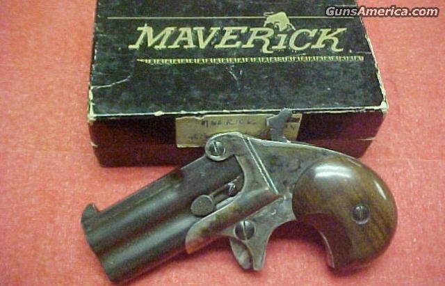 marvick  Guns > Pistols > Derringer Modern