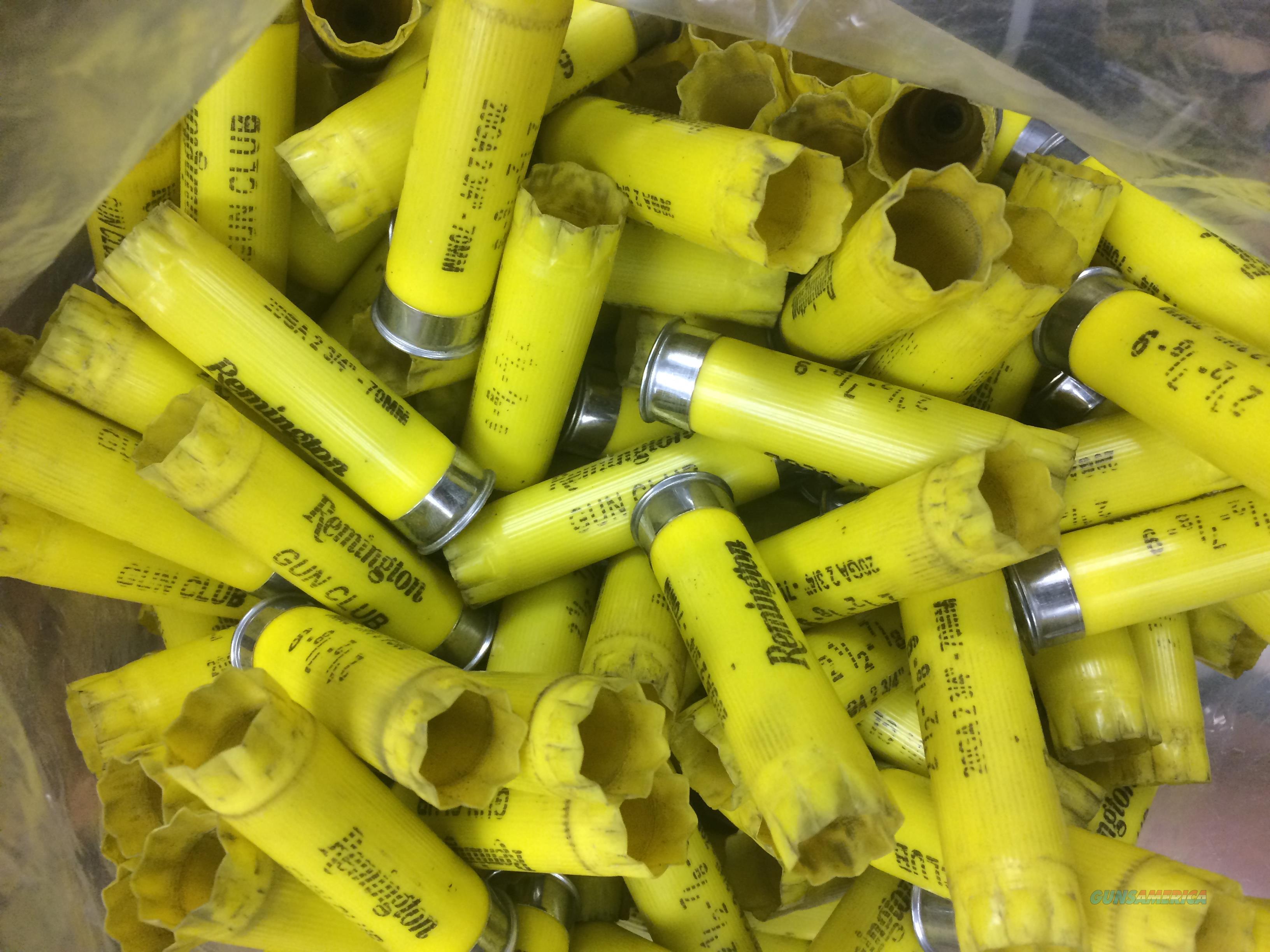 300 Remington Gun Club Free Shipping 20ga not STS or Winchester AA HS hulls  Non-Guns > Reloading > Components > Shotshell