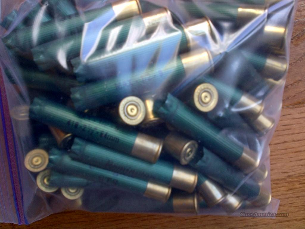 100 Remington STS 410 hulls   Non-Guns > Reloading > Components > Shotshell