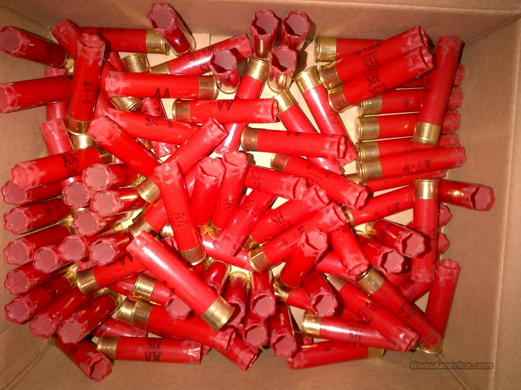 Winchester HS AA 28ga gage new style hulls Free Shipping  Non-Guns > Reloading > Components > Shotshell