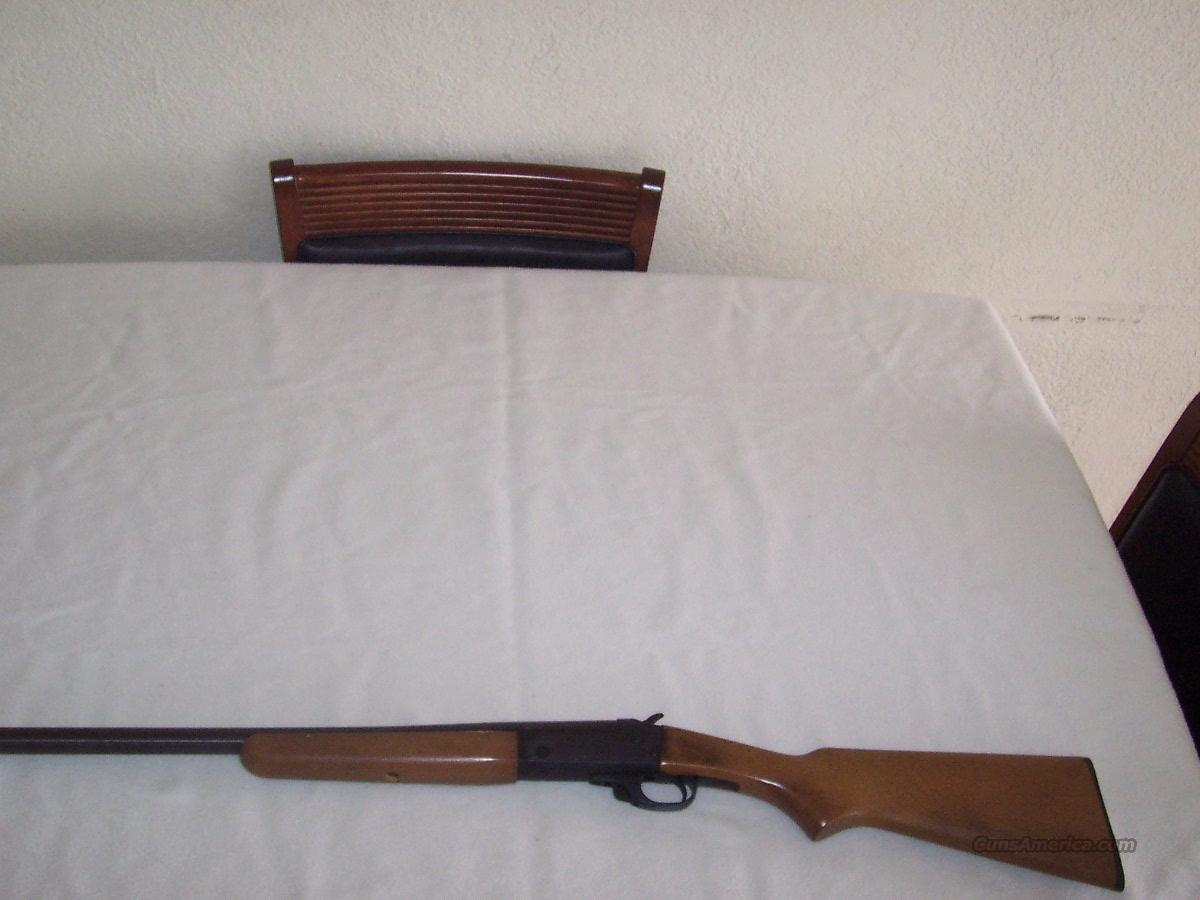 Stevens Model 9478  Guns > Shotguns > Stevens Shotguns