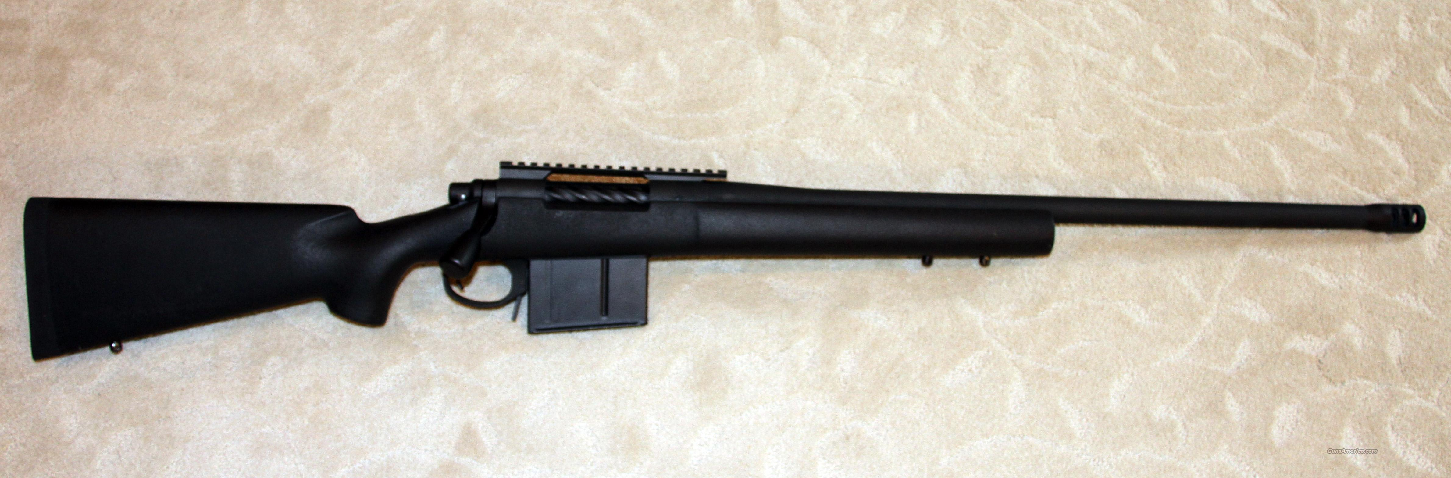 Remington 338 Lapua Tactical Rifle  Guns > Rifles > Remington Rifles - Modern > Model 700 > Tactical