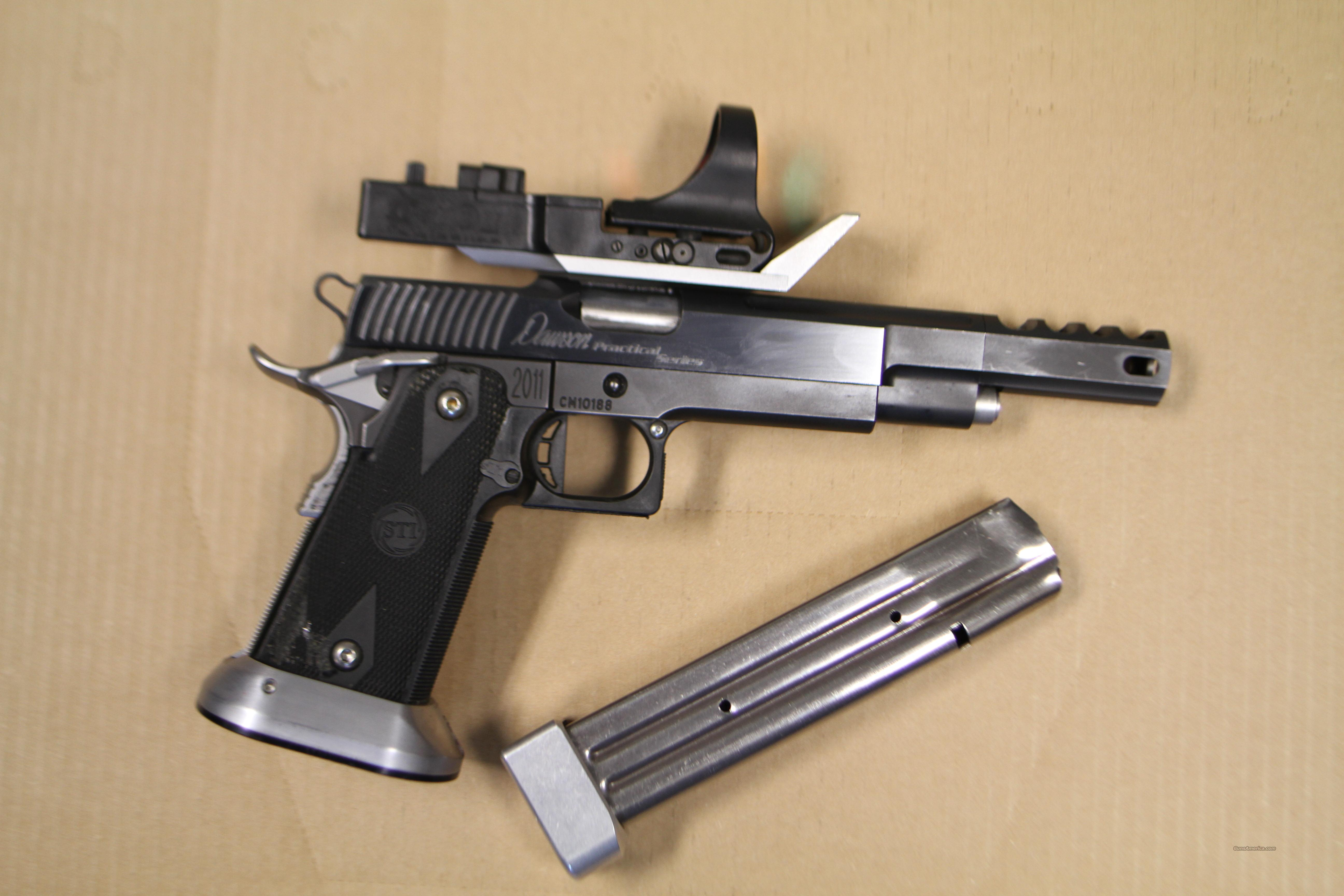 Dawson Precision Open Gun 9mm Major  Guns > Pistols > Custom Pistols > Other
